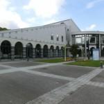 Espace Jacques Villeret, quartier des Fontaines Tours Sud