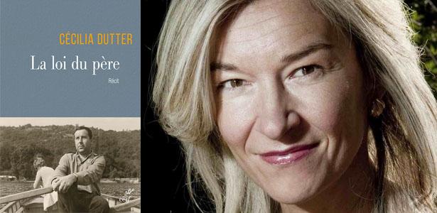 Cécilia Dutter - Ecrivain et critique littéraire - Photographiée chez elle - 21 Février 2012 - L'Hay les Roses