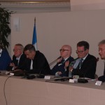 Conférence de presse sur le tournoi international de football des transplantés