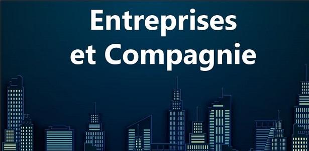 entreprises et compagnie