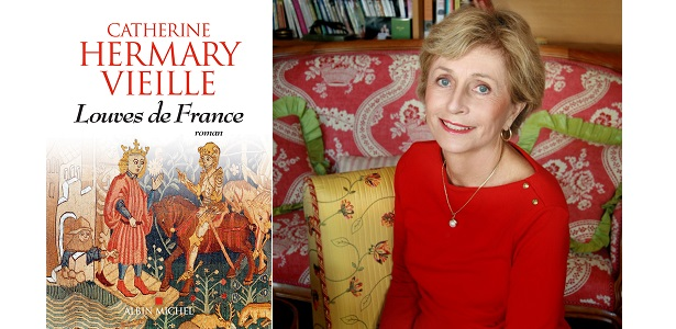 Interview – Catherine Hermary-Vieille – « Louves de France »