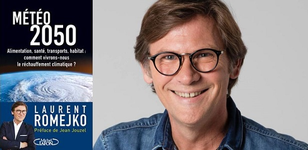 [CITERADIO] Interview – Laurent Romejko – « Météo 2050 » – Éditions Michel Lafon – 23 novembre 2019