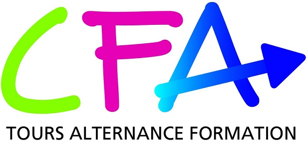 CFA logo Tours Alternance Formation
