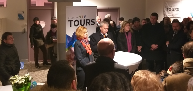 Inauguration de la Maison des Associations Louis Pasteur – Le jeudi 05 décembre 2019 – 4 rue du Sanitas  37000 TOURS  – CITERADIO