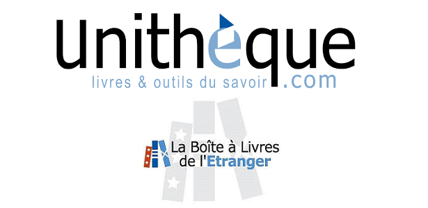 [CITERADIO] Interview – Noéllie Taxu-Jouannet – Librairie Unithèque – La Boite à Livres de l'étranger – 5 décembre 2019
