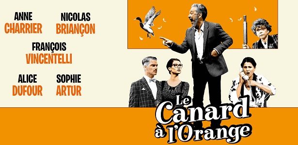 [CITERADIO] Interview – Nicolas Briançon – «Le Canard à l'Orange» – 19 février 2020