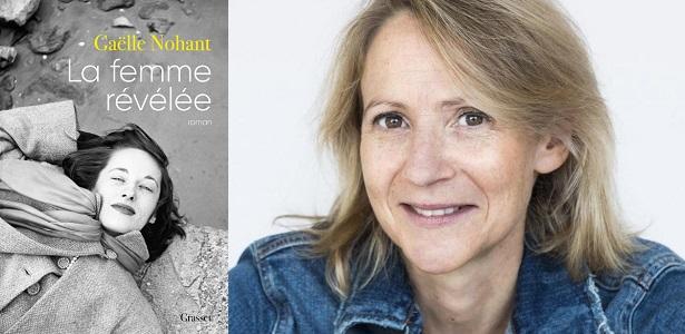 [CITERADIO] Interview – Gaëlle Nohant – «La femme révélée» – Éditions Grasset – 20 février 2020