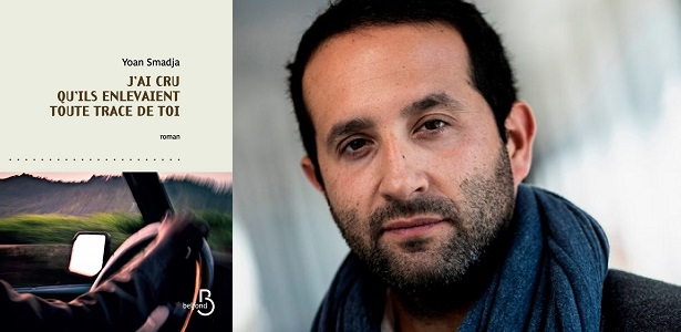 [CITERADIO] Interview – Yoan Smadja – «J'ai cru qu'ils enlevaient toute trace de toi» – Editions Belfond – 23 mars 2020