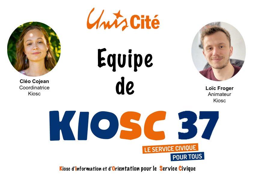 (CITERADIO) Interview de Loïc Froger et Cléo Cojean – Service KIOSC – Promotion du Service Civique