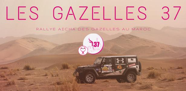 [CITERADIO] Interview – Charlotte Soret et Aurore Chavanon – Les Gazelles 37 – Rallye Aïcha des Gazelles – 14 juin 2020