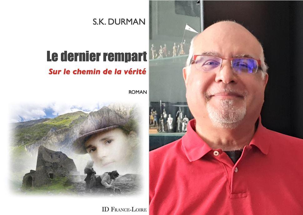Les Rendez-Vous de Ligaya – Rencontre avec S.K DURMAN, auteur du roman Le dernier rempart (sur le chemin de la vérité)