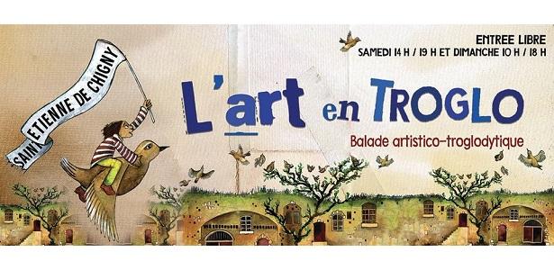 [CITERADIO] Interview – Mélanie Lusseault – L'art en Troglo – 5 et 6 septembre 2020
