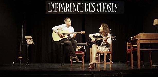 [CITERADIO] Interview – Alison Demay et Franck Dunas – «L'apparence des choses» – Théâtre – Musique – La Touline – Azay-sur-Cher – 9 septembre 2020