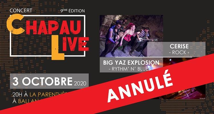 Chapau Live 2020