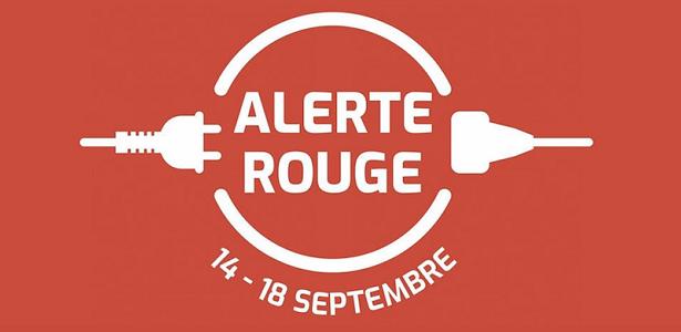 [CITERADIO] Alerte Rouge – Soutien au milieu de l'événementiel et du spectacle – 16 septembre 2020