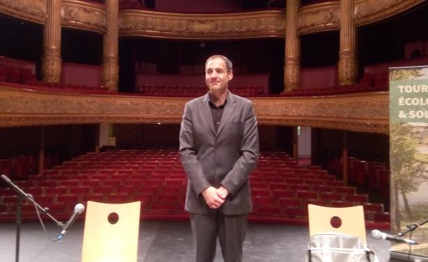 [CITERADIO] Conférences de Presse Grand Théatre de Tours – Emmanuel Denis – Présentation du Nouveau Directeur Général 18/09/20