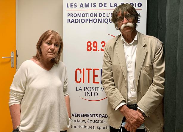 [CITERADIO] Assises Internationales du Journalisme de Tours – Interview Jérôme Bouvier & Marie-Laure Augry – 01/10/2020