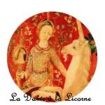 Logo La Dame à la Licorne