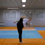 Tatyana capoeira