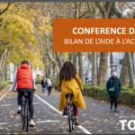 CP Bilan de l'aide à l'Achat de Vélos - Ville de Tours