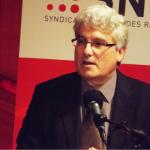 Emmanuel Boutterin, président du Syndicat National des Rados Libres