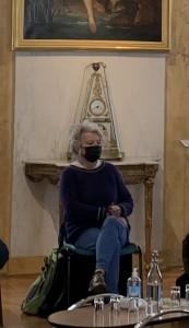 Christine Blet, conseillère municipale déléguée à la culture