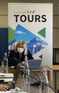 Cathy MÜNSCH-MASSET 1ère Adjointe Déléguée aux Solidarités