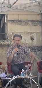 Christophe Dupin, Délégué à la Culture et à l'éducation populaire