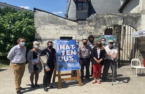 [CITERADIO] – Dévoilement de la programmation des INATTENDUS saison 2 – Christophe Dupin, Délégué à la Culture et à l'éducation populaire – 15-06-2021