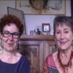Françoise et Ghislaine - réunion du centre social