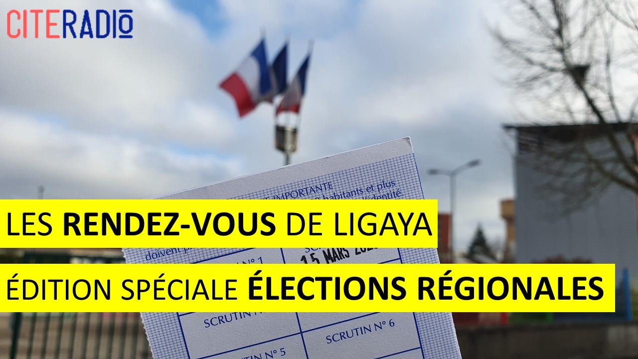 [CITERADIO] Les Rendez-Vous de Ligaya « Aux urnes, citoyens ! » – Spécial Élections régionales Centre-Val de Loire – Quelles sont les listes qui restent en course ?