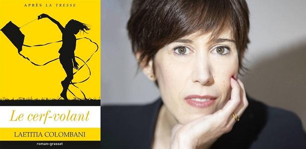 "[CITERADIO] Interview – Laetitia Colombani – ""Le Cerf-Volant"" – Éditions Grasset – 21 juin 2021"