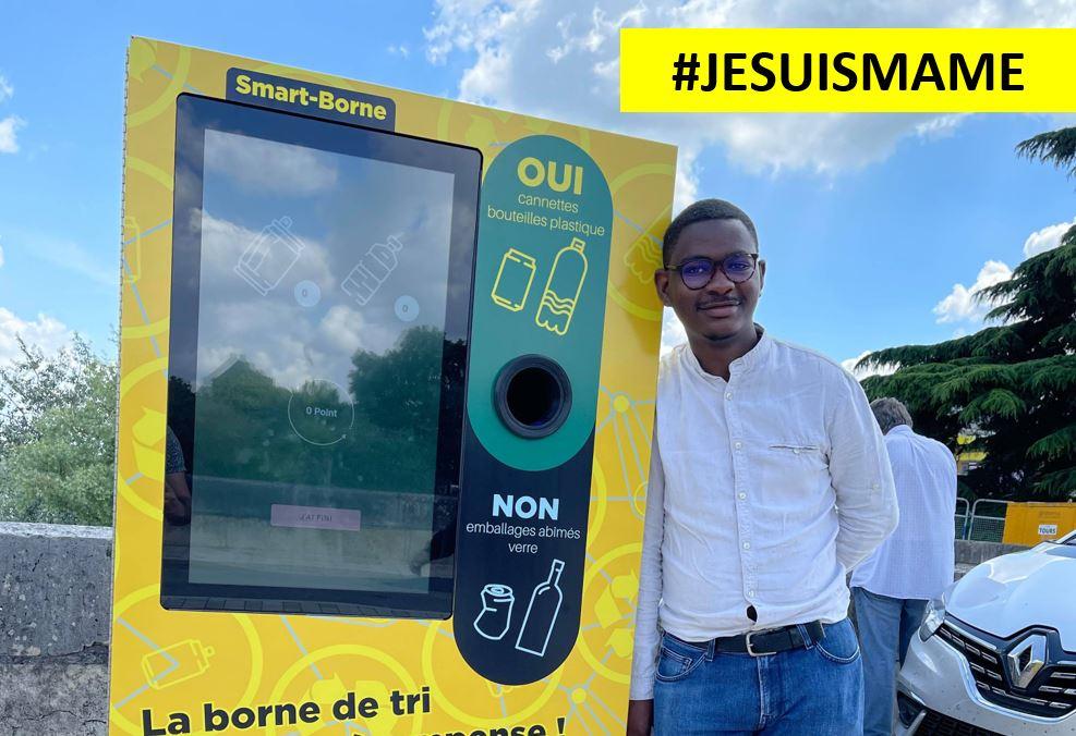 [CITERADIO] Les RV de Ligaya   #JESUISMAME avec Kenny-Marcel Nyamugabo, créateur de la Smart Borne