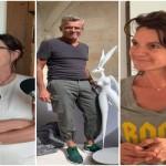 Trois des artistes présents à l'exposition ODYSSÉES 2021