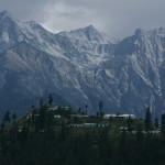 Le village de Karanga isolé à 2500m d'altitude