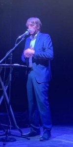 Jérôme Bouvier, présentant la 14ème édition des Assises